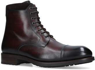 Magnanni Leather Boots