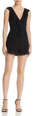 C/Meo Collective Elude Ruffled Romper - 100% Exclusive