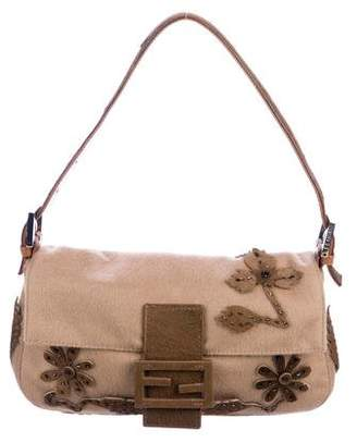 0b8120b164b Pre-Owned at TheRealReal · Fendi Embellished Baguette Bag