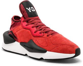 Yohji Yamamoto Y 3 Y-3 Kaiwa in Lush Red & Lush Red & Lush Red | FWRD