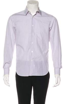 Calvin Klein Collection French Cuff Shirt
