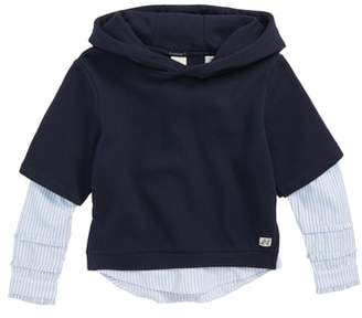 Scotch R'Belle SCOTCH RBELLE Layered Hoodie