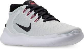 Nike Women Free Run 2018 Running Sneakers from Finish Line
