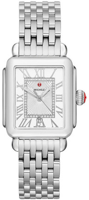 Michele Women's Deco Madison Watch