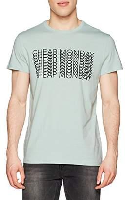 b358659bc16 Cheap Monday Men s Unity Tee Repeat Logo T-Shirt
