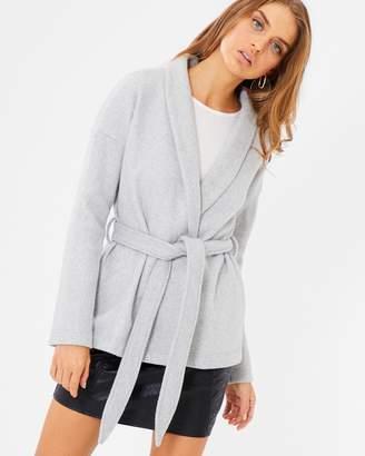 Alys Wrap Coat