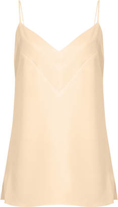 Reiss Bethan - V Neck Cami in Champagne