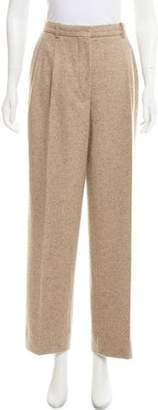 Hermes High-Rise Cashmere Pants