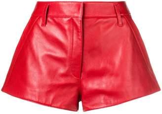 Saint Laurent flared shorts