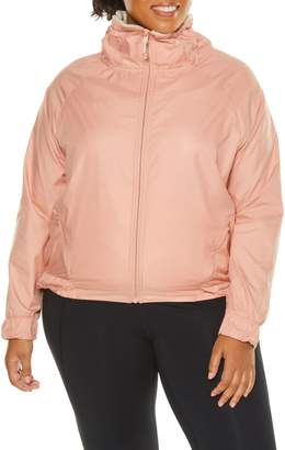 SHAPE ACTIVEWEAR SHAPE Glamour Bomber Jacket with Built-In Pack
