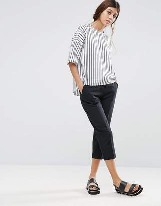 Asos Design Capri Pant Trousers
