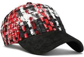 Rag & Bone Tweed Baseball Cap