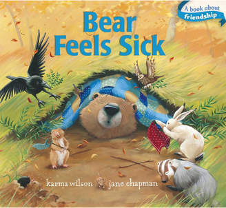 Simon & Schuster Bear Feels Sick
