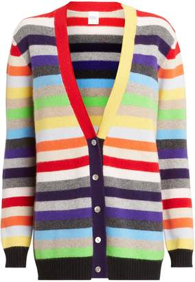 Madeleine Thompson Rimini Striped Cardigan