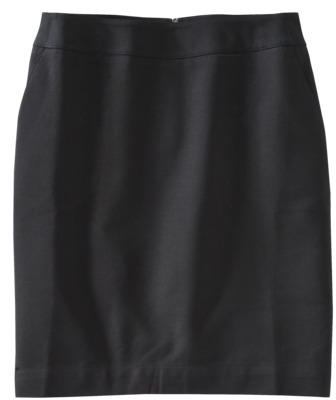 Merona Petites Pencil Skirt - Black