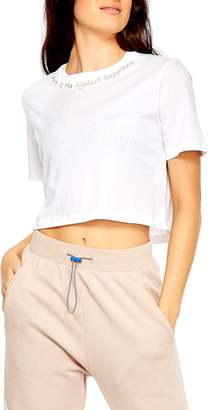 The Upside Peace Cropped Tee