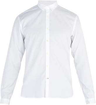 Oliver Spencer Clerkenwell tab cotton-oxford shirt