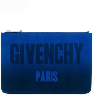 Givenchy Degrade logo pouch