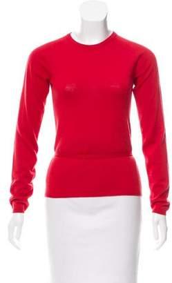Miu Miu Long Sleeve Sweater