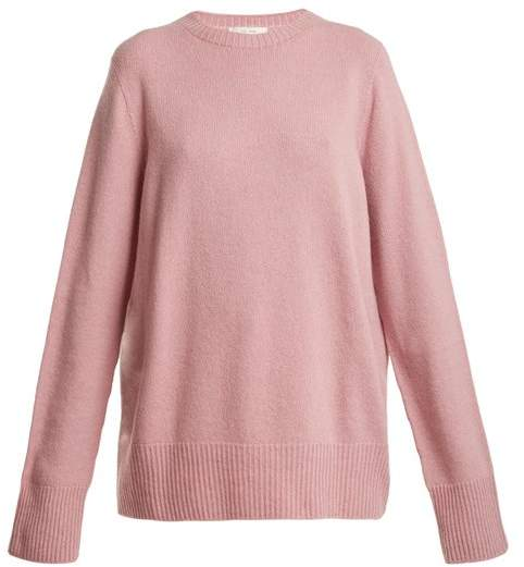Sibel wool and cashmere-blend sweater