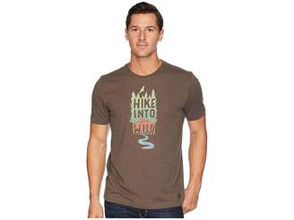 Life is Good Hike Into The Wild Crusher T-Shirt