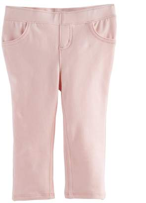 Baby Girl Jumping Beans Solid Leggings