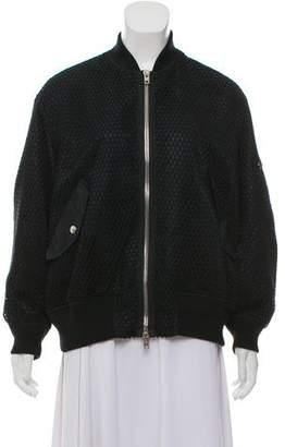 Alexander Wang Over-Sized Bomber Jacket