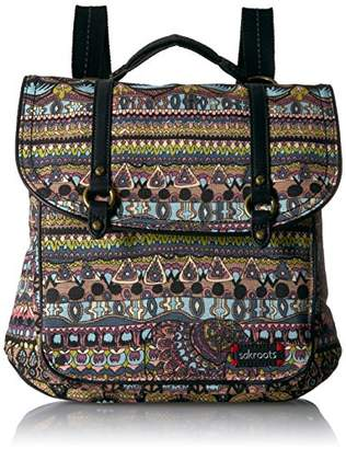 Sakroots Women's Artist Circle Convertible Backpack
