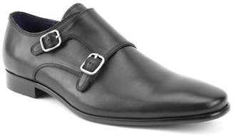 Rush by Gordon Rush Luke Double Buckle Monk Shoe