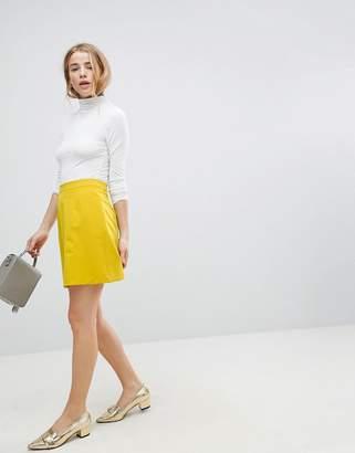 Asos Tailored A-Line Mini Skirt