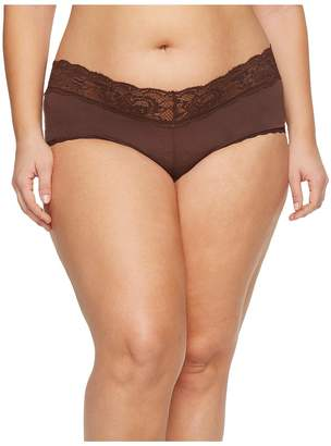 Cosabella Extended Size Never Say Never Cheekie Hotpant Women's Underwear