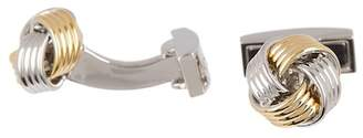 Bugatchi Two-Tone Knotted Cuff Links