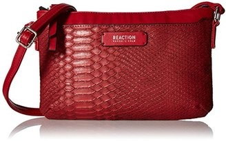 Kenneth Cole Reaction Right Angles Mini Crossbody with Rfid $29.40 thestylecure.com
