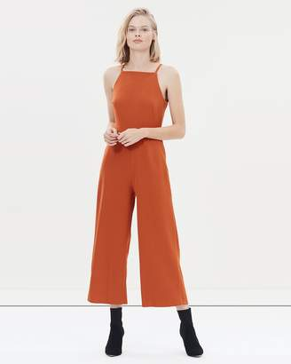 Warehouse Square Neck Jumpsuit
