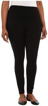Lysse Plus Size Ponte Legging w/ Center Seam 15190 Women's Casual Pants