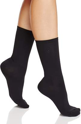 Polo Ralph Lauren Ralph Lauren Microfiber Flat Knit Trouser Socks