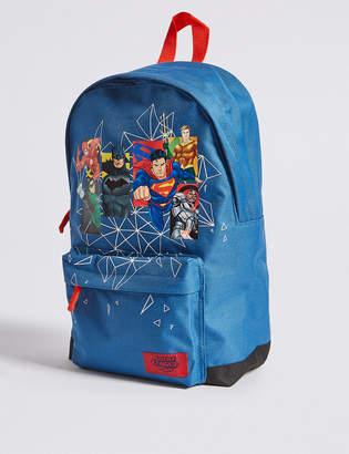 Marks and Spencer Kids' Justice LeagueTM Backpack
