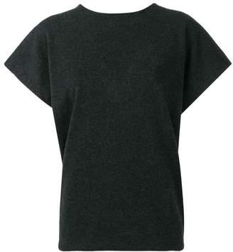 Salvatore Ferragamo short sleeve sweater
