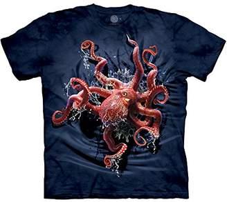 The Mountain Men's Octopus Climb