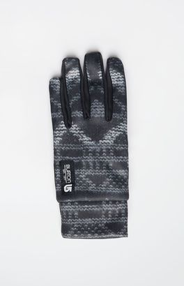 Burton Touch N Go Liner Snow Gloves $29.95 thestylecure.com