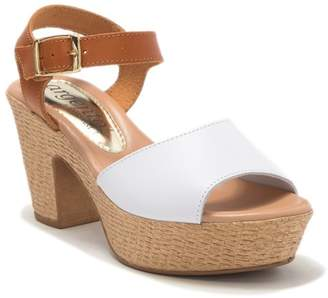 Cordani Florian Platform Heeled Sandal