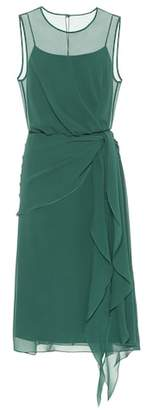 Max Mara Zenobia silk dress