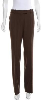 Michael Kors Mid-Rise Wool Pants