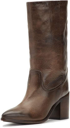 Frye Flynn Mid-Calf Leather Boots