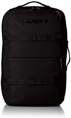 AND 1 [アンドワン] バスケット用ブリーフケース 5991 08 BLACK BLACK