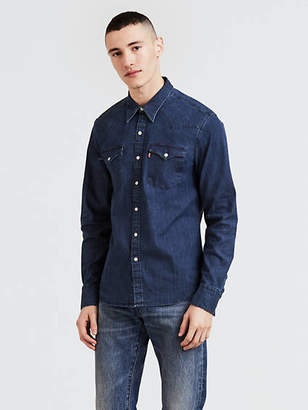Levi's Barstow Western Shirt Chambray