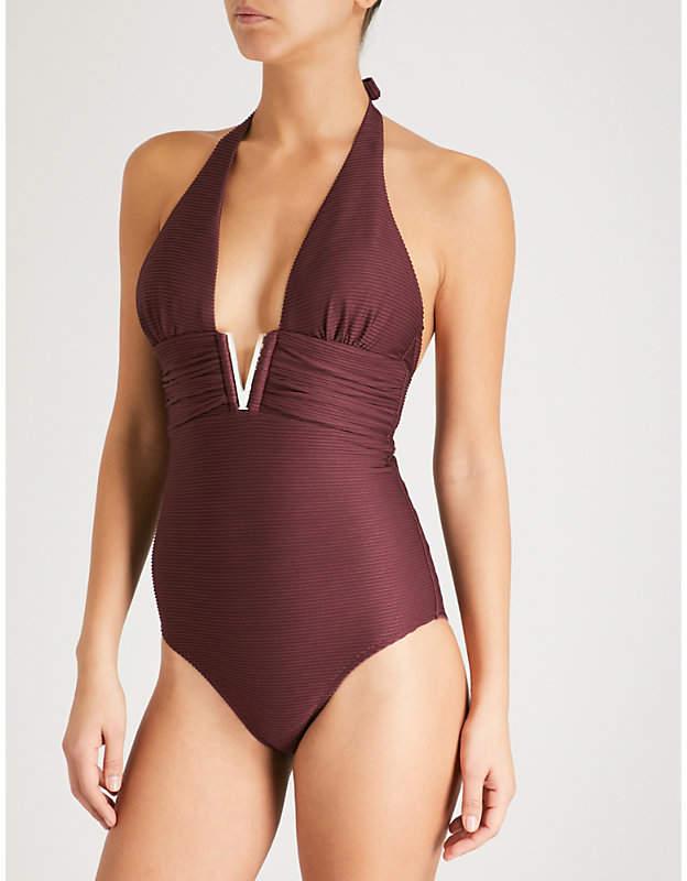 Monaco V-bar swimsuit