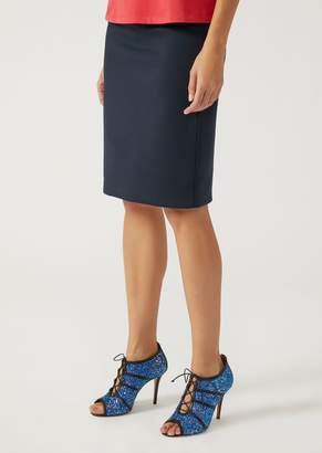 Emporio Armani Pencil Skirt