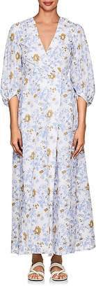 Thierry Colson Women's Phoebe Floral Cotton Maxi Dress