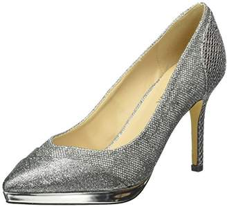 Paco Mena Women's Guadalhorce Closed Toe Heels,6 UK